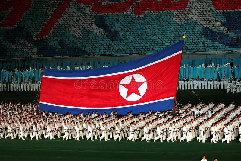 Arirang Mass Games 2011 in DPRK