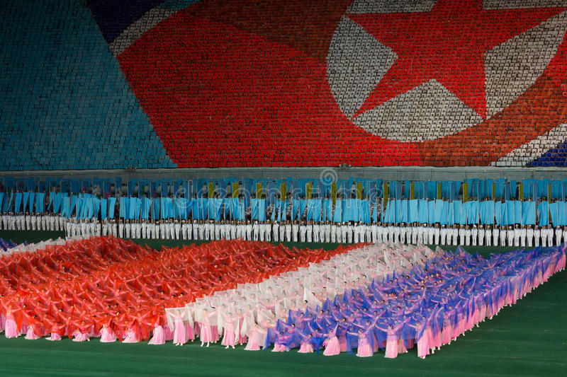 Download Arirang Mass Games 2011 In DPRK Editorial Image - Image: 28943100