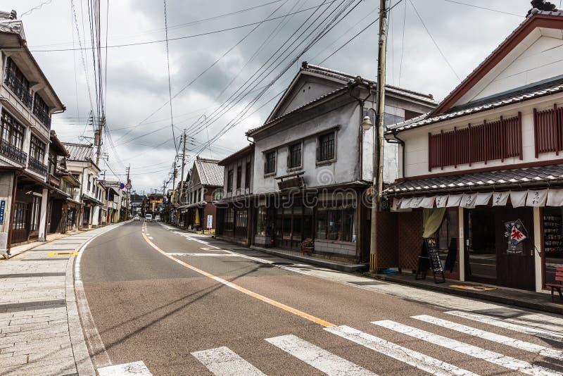 Arita, miasteczko w saga prefekturze obrazy stock