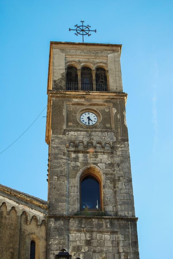 Aritzo (Sardinige, Italië) royalty-vrije stock foto
