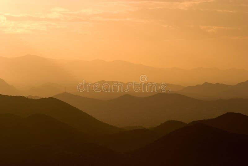 arizona ablegruje góry zdjęcia stock