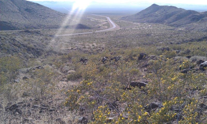 Arizona-Ansichten lizenzfreie stockfotos