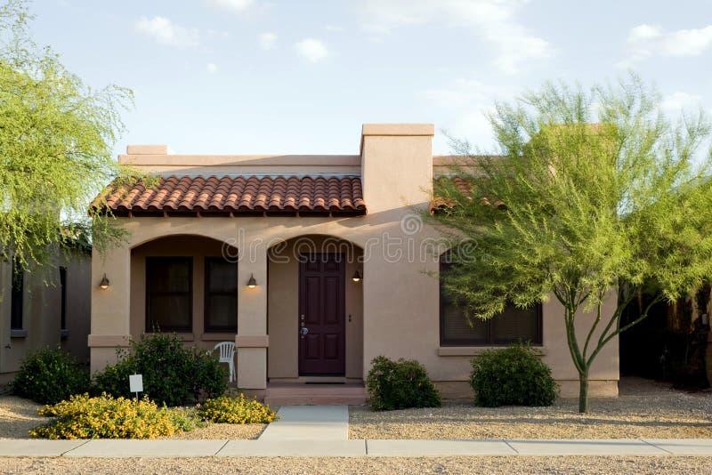 Arizona Architecture royalty free stock photography