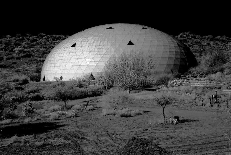 arizona biosfery fotografia royalty free