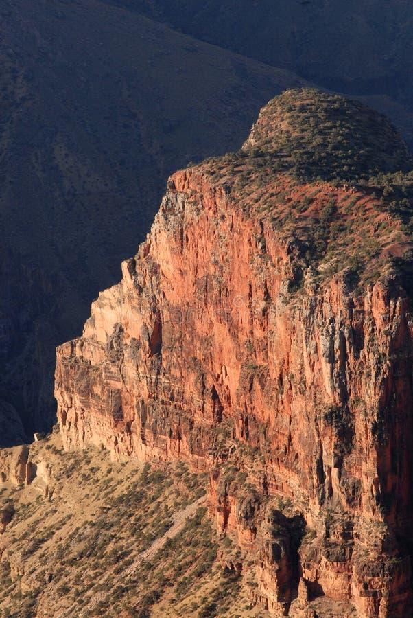 Arizona Grand canyon north rim stock photography