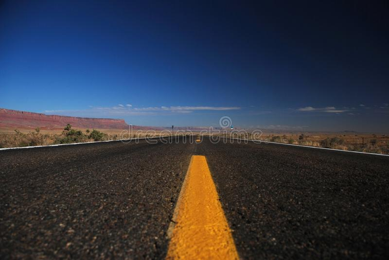 Arizona highway stock photography