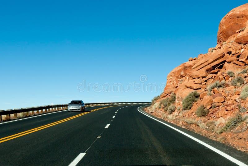 Arizona Highway Stock Images