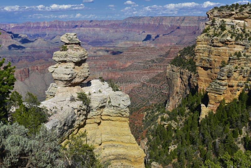 arizona kanjontusen dollar arkivfoto