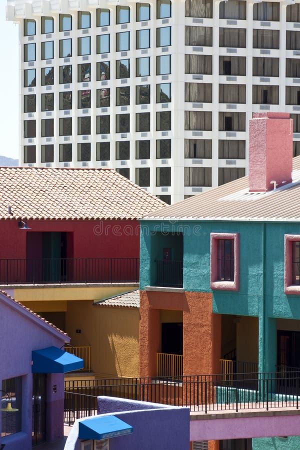 arizona losu angeles placita Tucson wioska obraz royalty free
