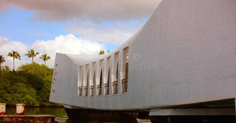 Download Arizona Memorial stock photo. Image of pearl, harbor - 24892666