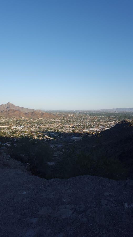 Arizona-Nordberg lizenzfreies stockbild