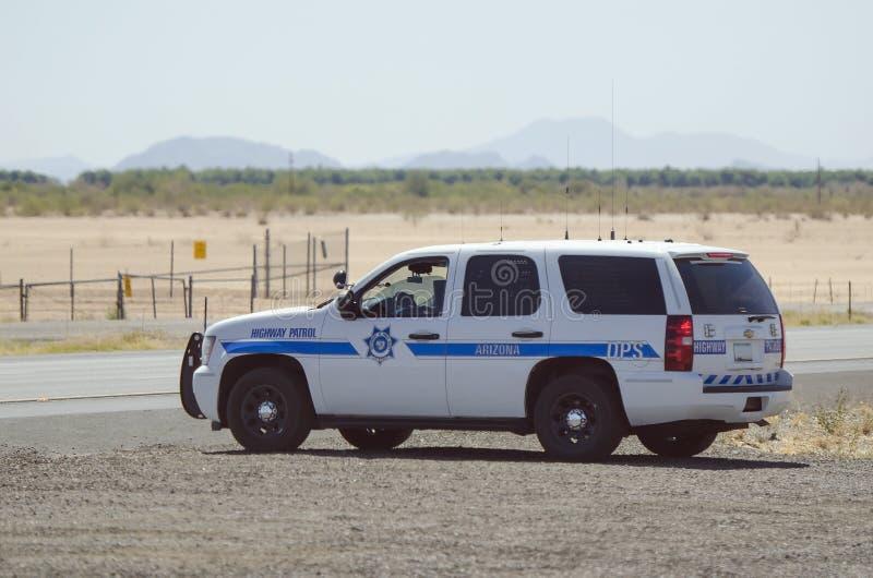 Arizona-Patrouille lizenzfreies stockfoto