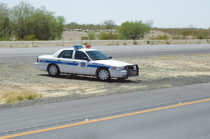 Arizona-Patrouille stockfoto