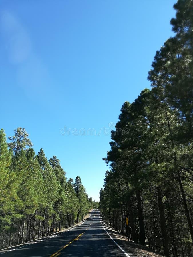 Arizona road stock photography