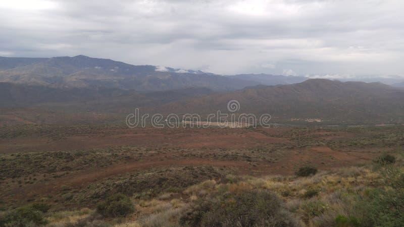 Arizona sceneria zdjęcie royalty free