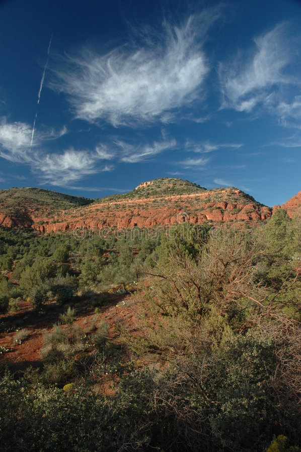 Arizona Sedona foto de archivo