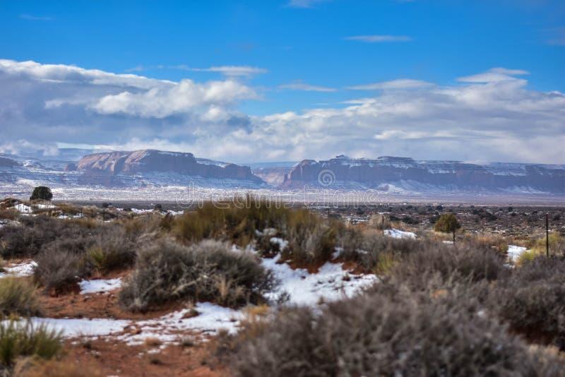 Arizona-/Staat Utah-Linie lizenzfreie stockbilder