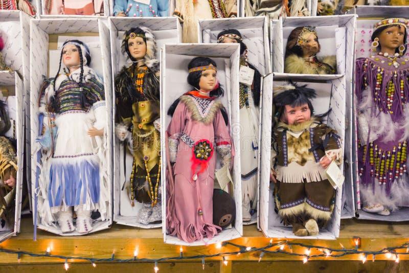 Download ARIZONA, USA - MAY 2013, Traditional Mexican Dolls Editorial Image - Image: 35282120