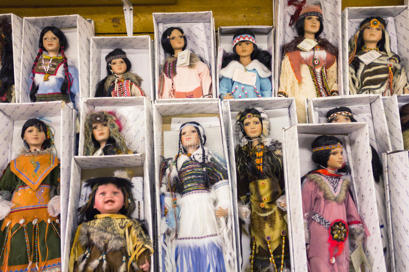 Download ARIZONA, USA - MAY 2013, Traditional Mexican Dolls Editorial Stock Photo - Image: 35282088