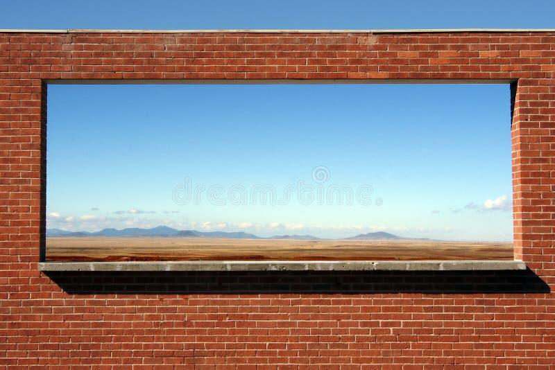 Arizona-Wand Stockbild
