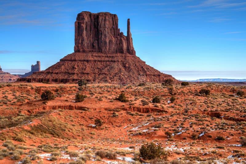 Arizona zabytku dolina zdjęcia stock