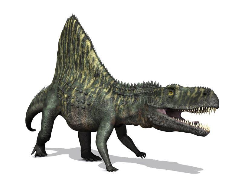 Arizonasaurus ilustração royalty free