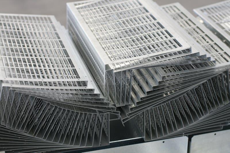 ark för metallprodukt royaltyfri bild