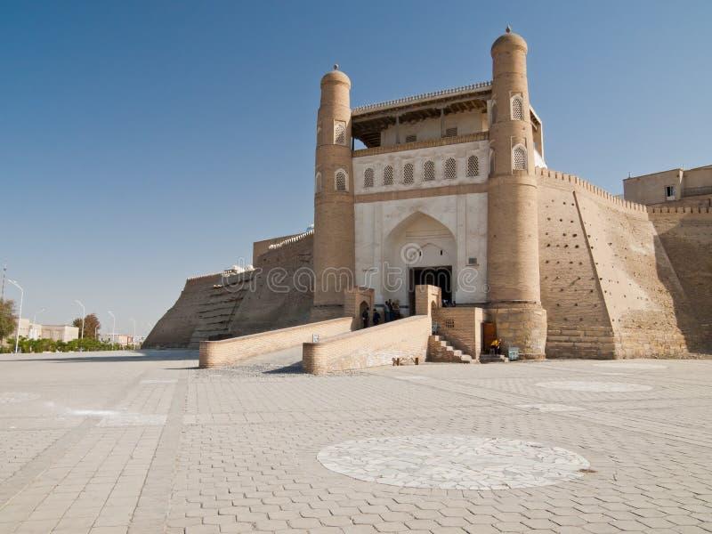 Download Ark Fortress stock image. Image of built, guidebook, gate - 26606377