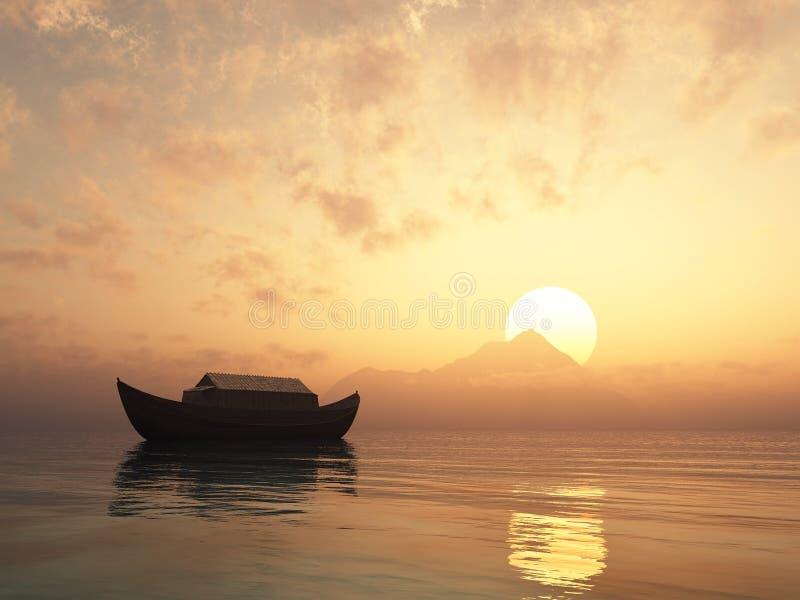ark noah s fotografering för bildbyråer