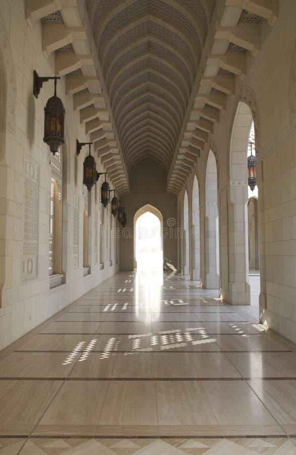 arkada meczet fotografia royalty free
