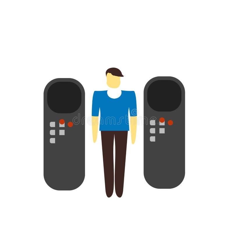 Arkady gry ikony wektor odizolowywający na białym tle, arkady gry znak ilustracji
