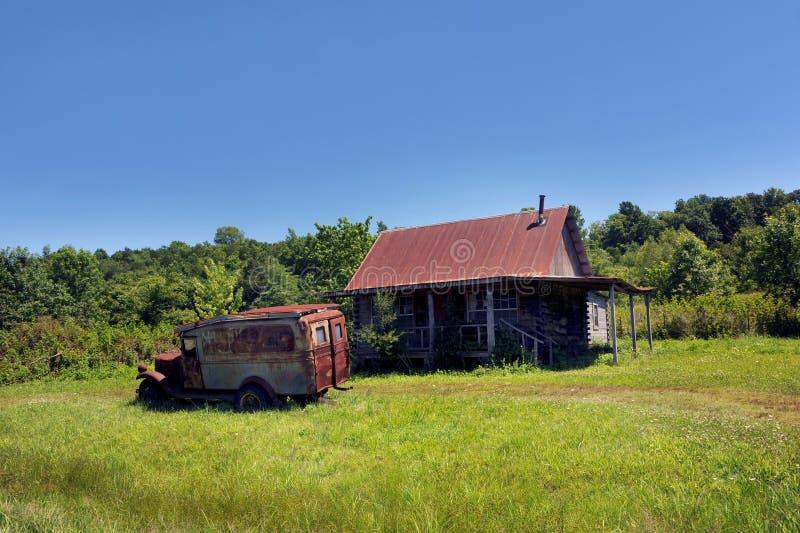 Arkansas nostalgia obrazy royalty free