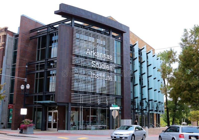 Arkansas studiów instytut I ASI badanie portal obrazy royalty free