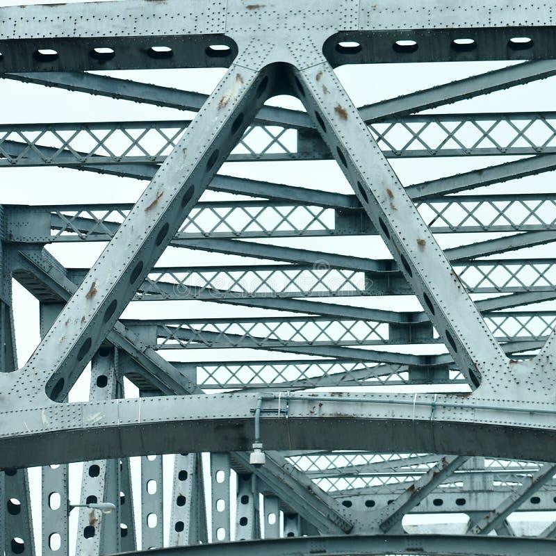 Arkansas till den Tennessee bron arkivbild