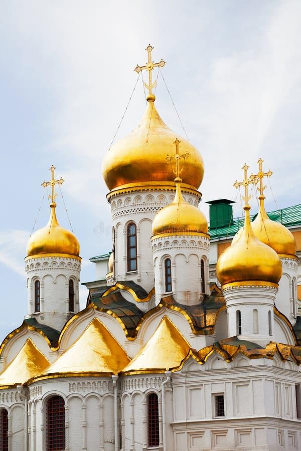 Arkhangelsk cathedral in Kremlin