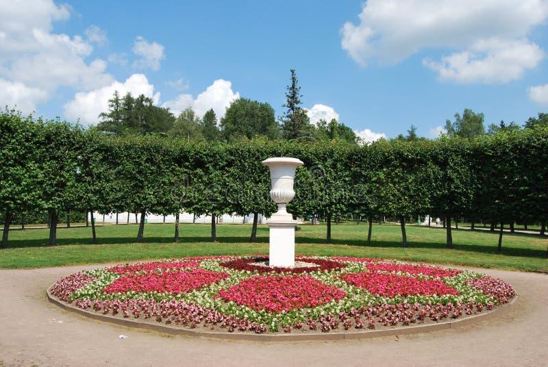 arkhangelskoye κτήμα στοκ εικόνα με δικαίωμα ελεύθερης χρήσης