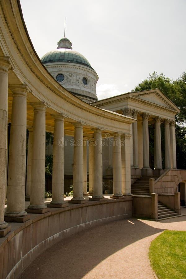 arkhangelskoye Μόσχα στοκ εικόνες με δικαίωμα ελεύθερης χρήσης