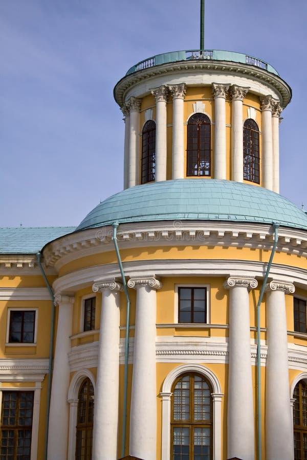 arkhangelskoye Μόσχα στοκ φωτογραφίες