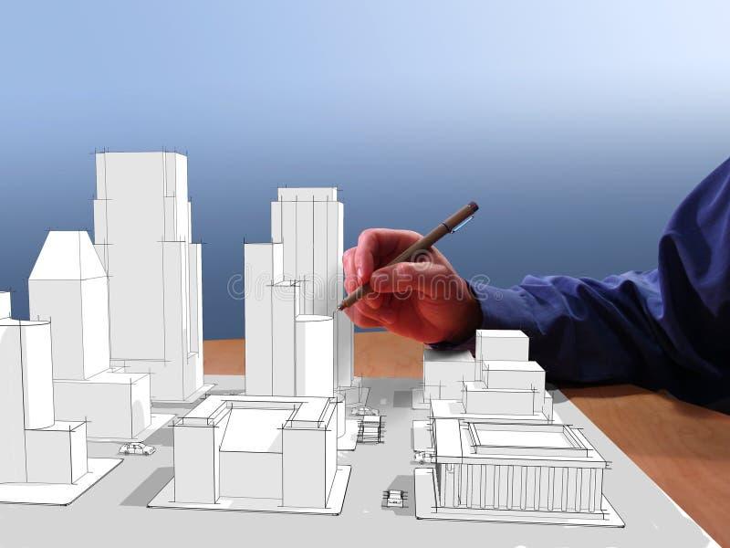 arkitekt dröm- s