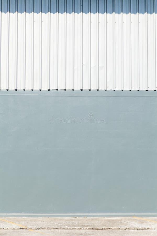 Arkitektonisk detalj av metallarket arkivbilder