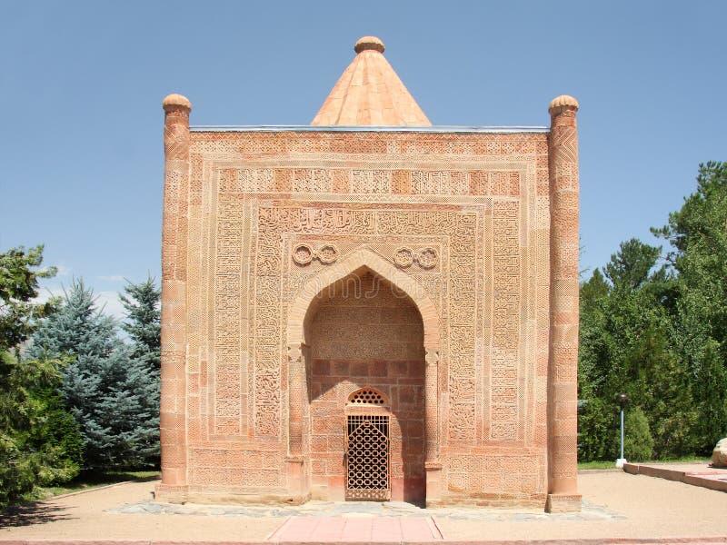 arkitektonisk historisk monument arkivbild