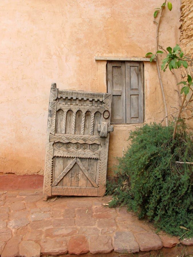 arkitektoniska detaljer morocco fotografering för bildbyråer