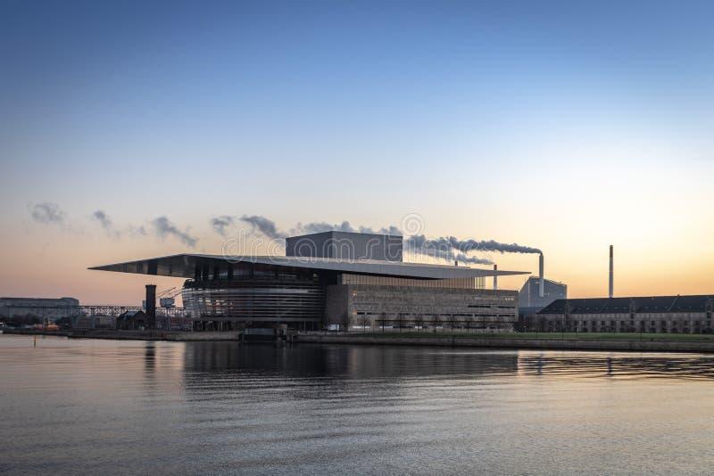 arkitektur av Danmark fotografering för bildbyråer