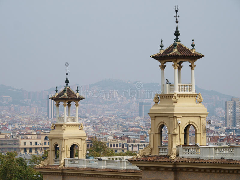 Arkitektur av medborgaren Art Museum royaltyfria bilder
