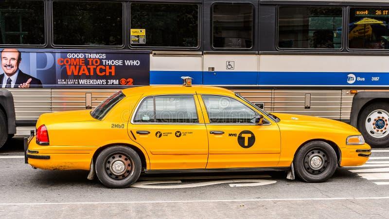 Arkitektur av New York, USA royaltyfri foto