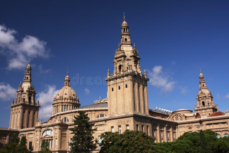 arkitektur barcelona royaltyfri bild