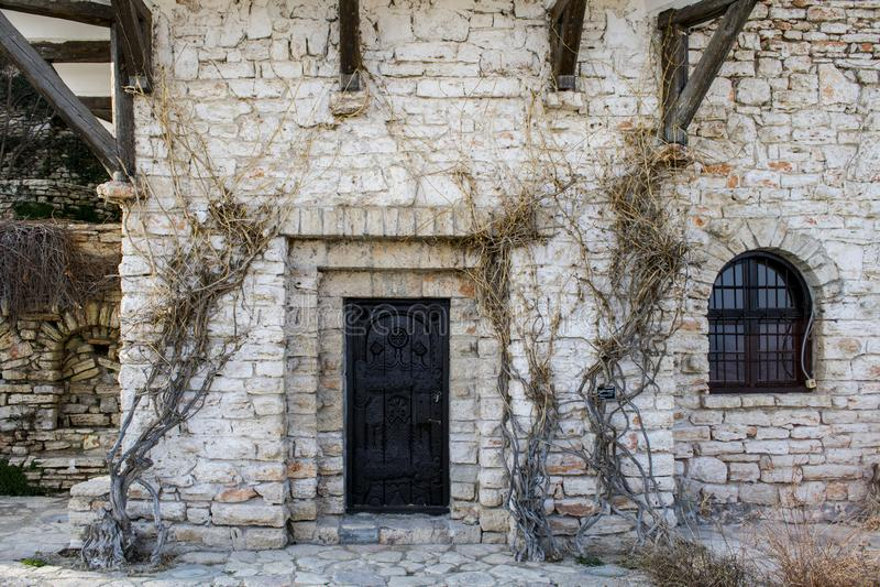 Arkitektur från Bulgarien arkivbilder