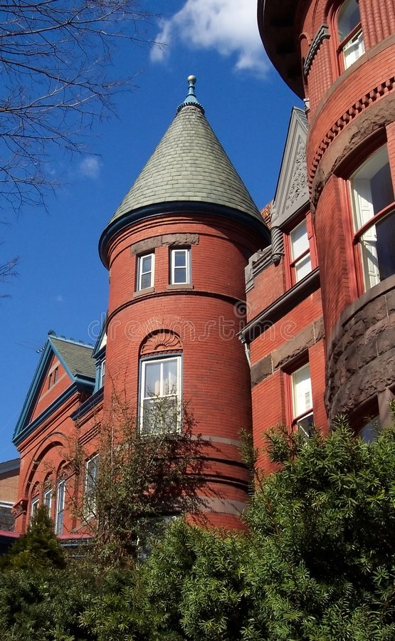 Arkitektur Georgetown Fotografering för Bildbyråer