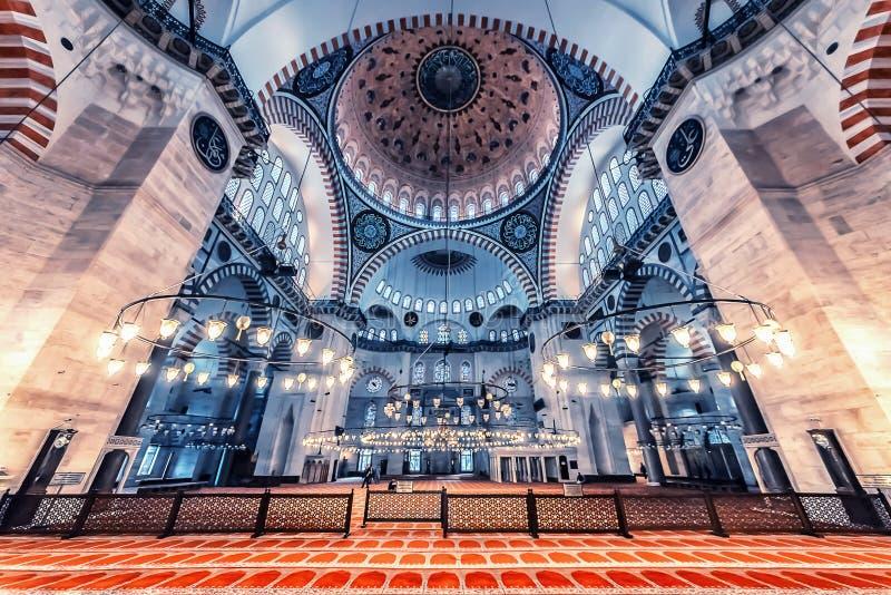 Arkitektur i Istanbul royaltyfri fotografi