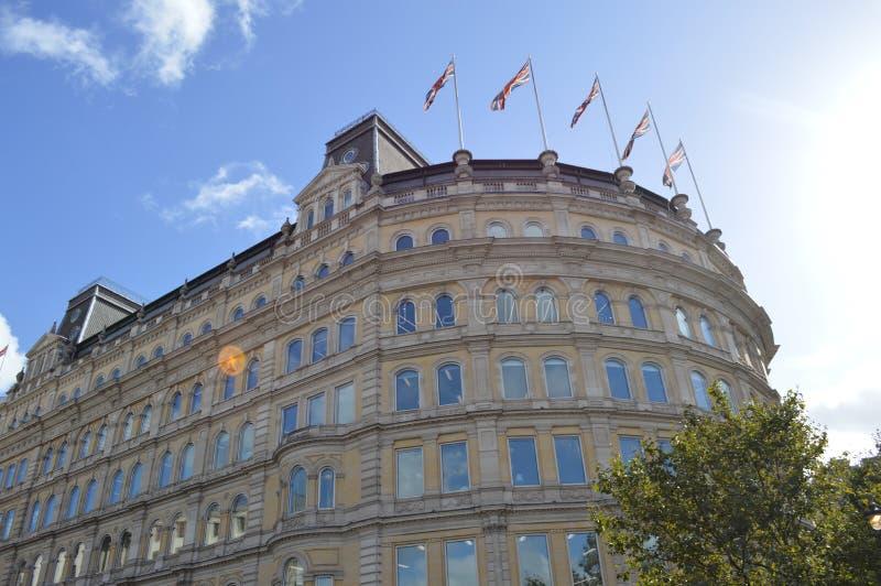 Arkitektur i London royaltyfri bild